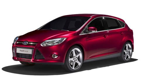 Wypożyczalnia samochodów - Ford Focus 3