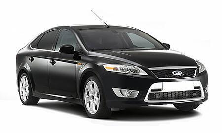 Wypożyczalnia samochodów - Ford Mondeo  2.0 TDCi 140 KM Automat