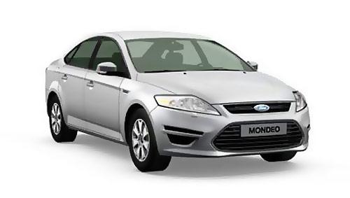 Wypożyczalnia samochodów - Ford Mondeo 1.6 120 KM