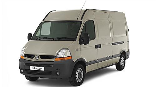 Wypożyczalnia samochodów - Renault Master Furgon Business 3.5t L3H2 2.5dCi 100
