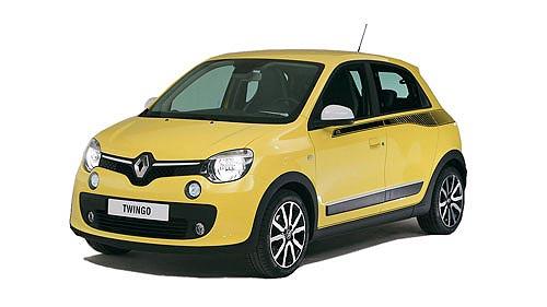 Wypożyczalnia samochodów -  Renault Twingo  III 1,0 Generation