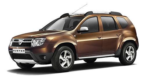 Wypożyczalnia samochodów - Dacia Duster I  SUV
