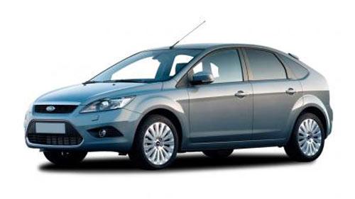 Wypożyczalnia samochodów - Ford Focus 2