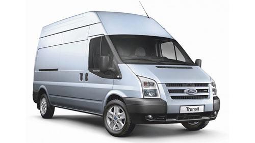 Wypożyczalnia samochodów - Ford Transit