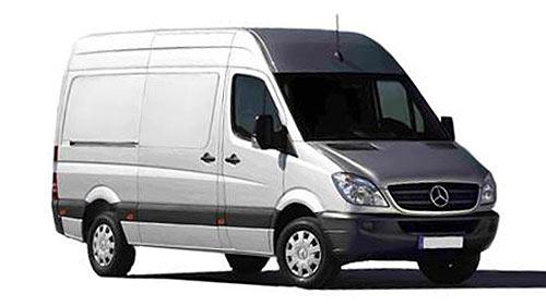 Wypożyczalnia samochodów - Mercedes Sprinter
