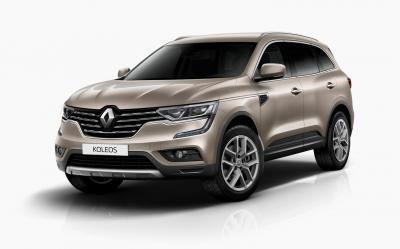 Wypożyczalnia samochodów -  RENAULT KOLEOS ZEN 1.6 dCi 130