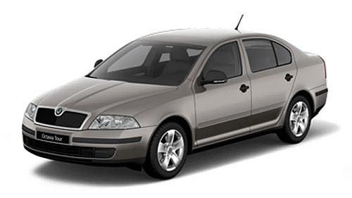 Wypożyczalnia samochodów - Skoda Octavia Tour 1.6 102KM + LPG