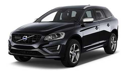 Wypożyczalnia samochodów - Volvo XC60